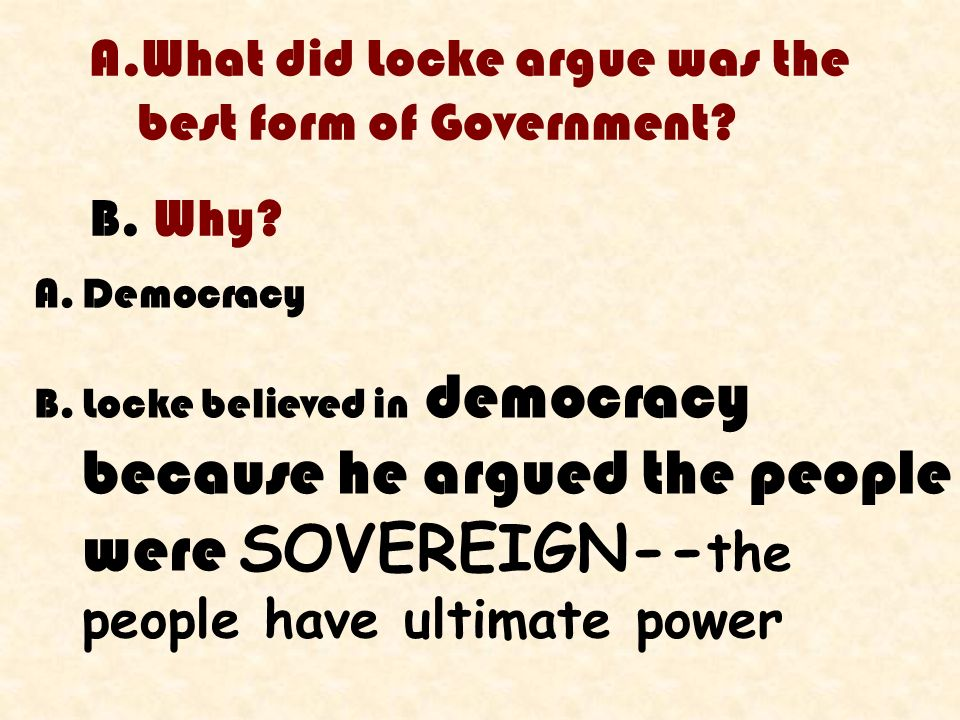 democracy as the best form of government essay Read this essay on is democracy the best form of government come browse our large digital warehouse of free sample essays get the knowledge you need in order to pass your classes and more.