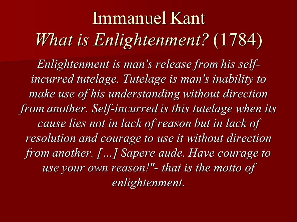 Kant's Philosophy of Religion