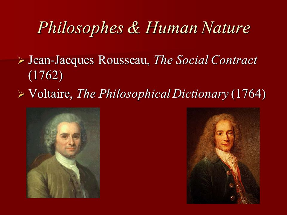 the philosophical dictionary by voltaire essay