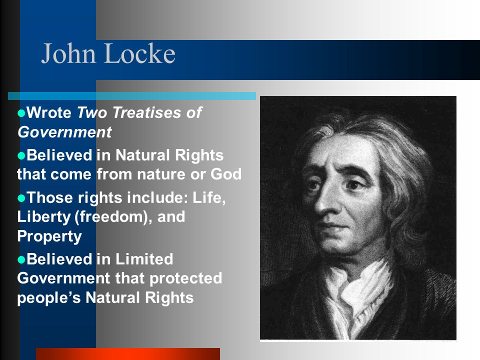a comparison of the views of john milton john locke and thomas hobbes The difference between hobbes' theory of government and that of locke is rooted in their very different views of human nature hobbes believes that humanity in a state of nature lives in a state of perpetual conflict, famously describing such a.