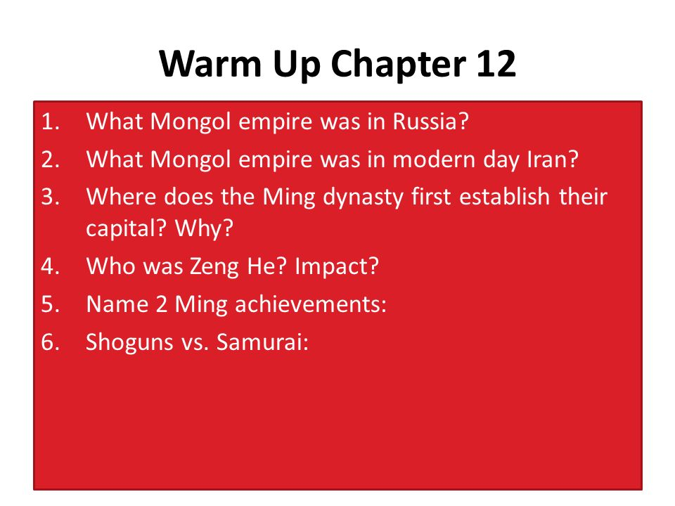 mongol impact How did the mongols affect europe and asia a: quick answer the most important effects that the mongols had on europe and asia.