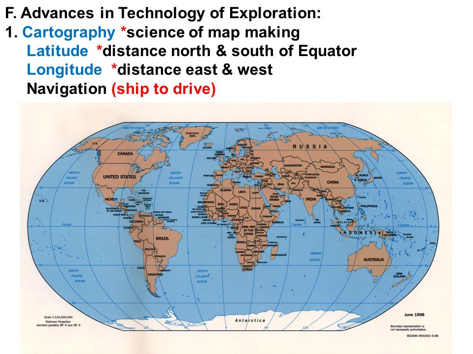 Ch 19 Age Of Exploration Slides: Chapter 13 Age Of Exploration 1450