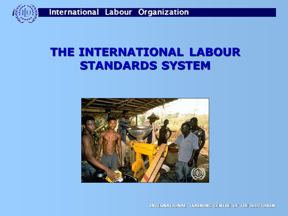 """the need for international labor standards At cusp of fourth industrial revolution, countries need new regulation on ai, labour standards published 20 sep 2018 2018  most trade treaties now prescribe labour standards but international freelancing is the """"wild west,"""" against which a backlash might happen as it did with clothing sweatshops, he said."""