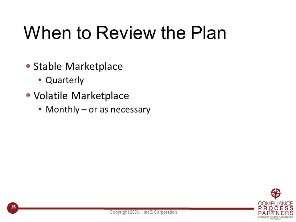 it strategic planning