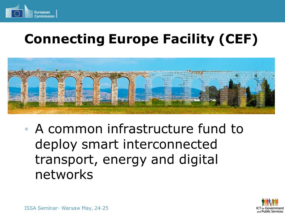 Connecting Europe Facility (CEF)