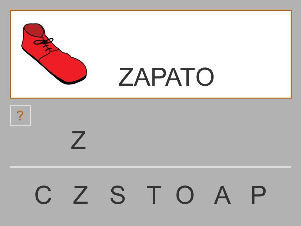ZAPATO Z C Z S T O A P