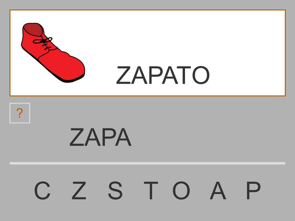 ZAPATO ZAPA C Z S T O A P