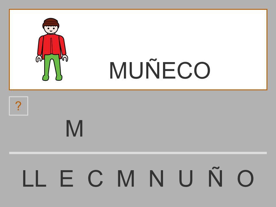 MUÑECO M LL E C M N U Ñ O