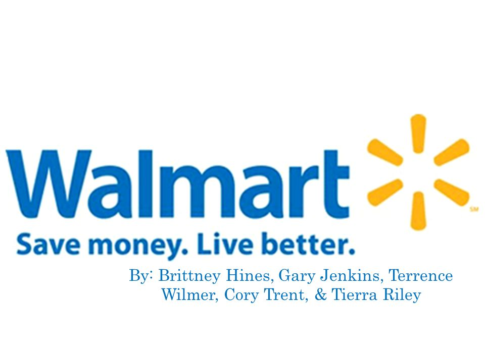 Strategic Analysis Wal Mart Operates As A Discount Variety Store