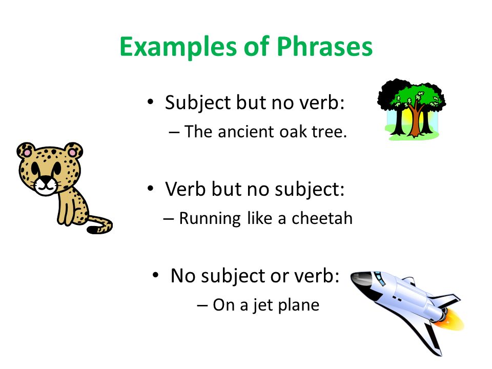 types of phrases and clauses pdf
