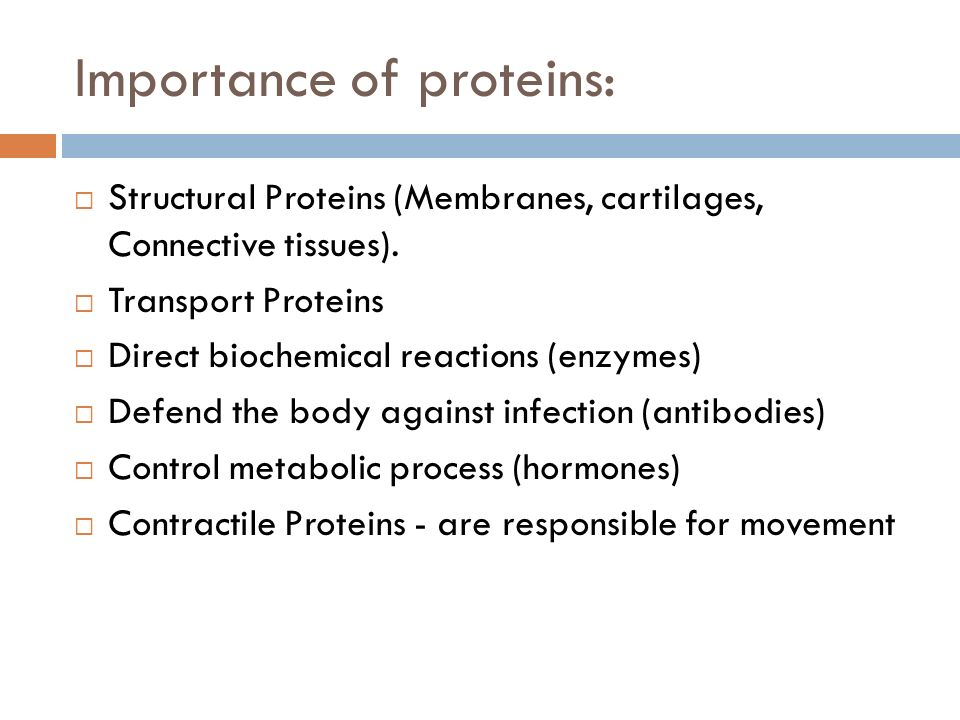 Proteins Ppt Video Online Download