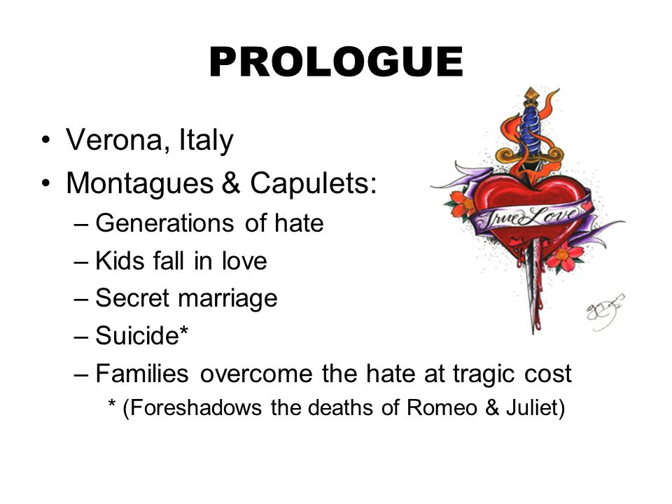 the family hatred in the play romeo and juliet The montague is the house of romeo's the house of juliet's family is the  capulets the play rotates between passionate love scenes to ghastly.