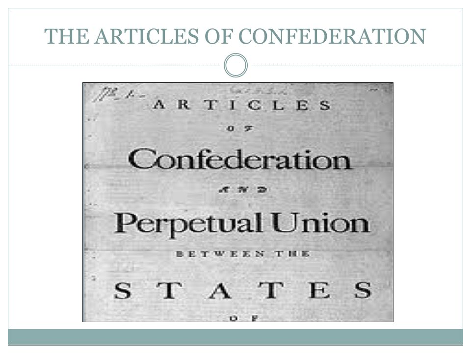 the initial problems facing america after the signing of the articles of confederation Britain promised to withdraw all of its troops from america after  to revise the articles of confederation  the confederation faces challenges.
