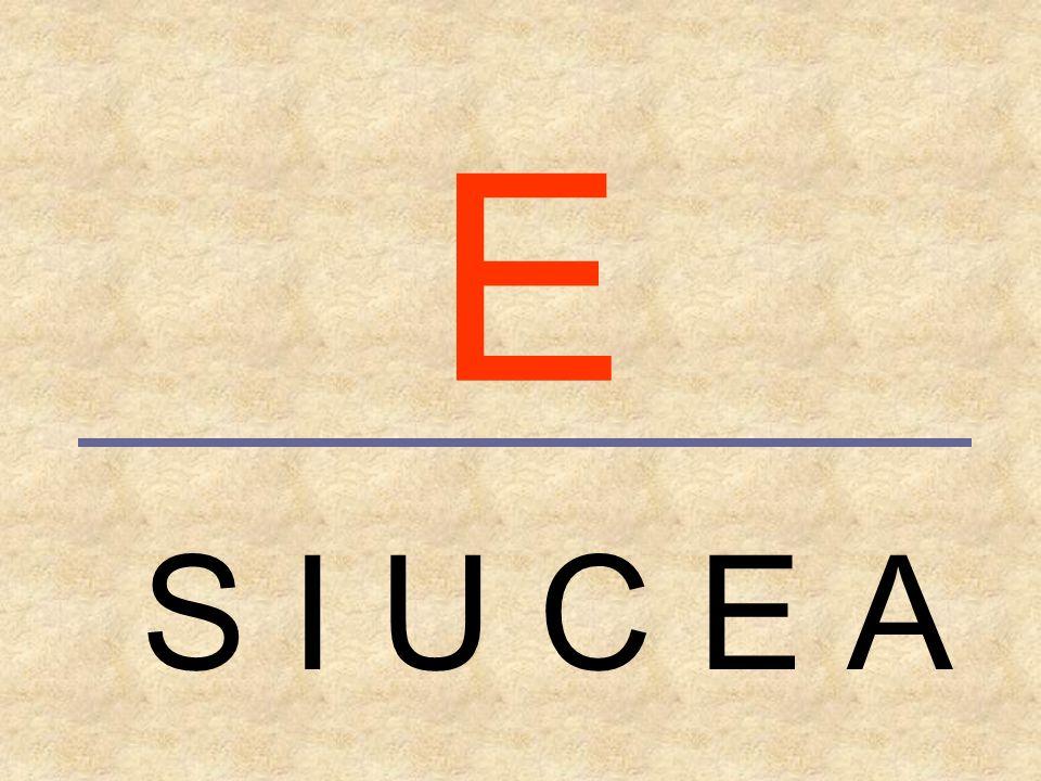 E S I U C E A