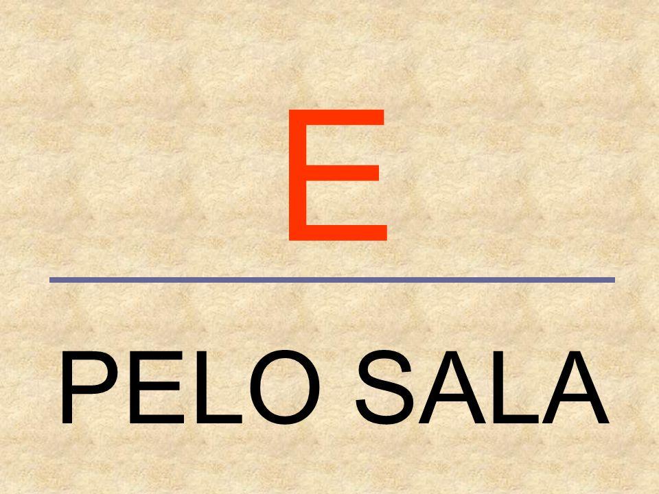 E PELO SALA