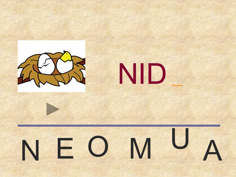 NIDO _ U O E M N A