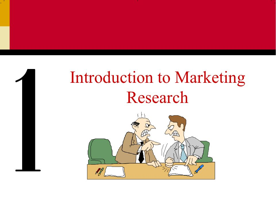 An Introduction to Marketing Research Essay Sample
