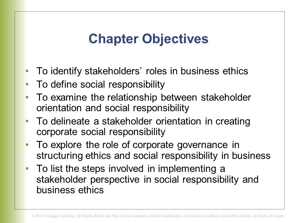 3 what is the relationship between corporate governance and social responsibility