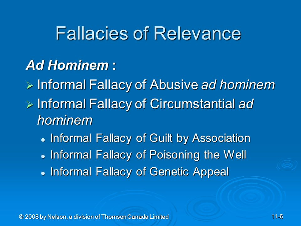 best Informal Fallacies in Ads images on Pinterest   Critical     Bol com Top Ten Most Irritating  Informal  Logical Fallacies   YouTube   Mostly  about religion