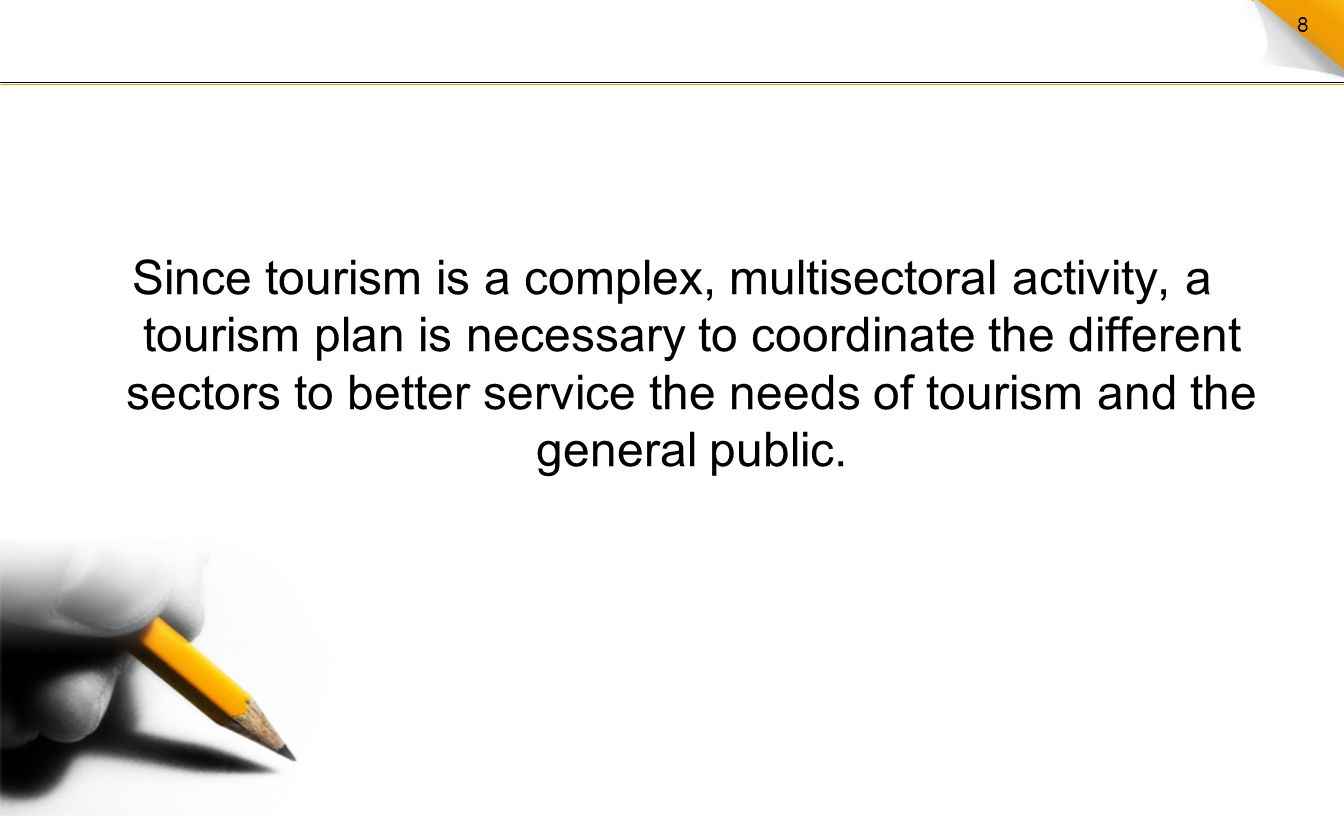 Tourism and Basic Needs