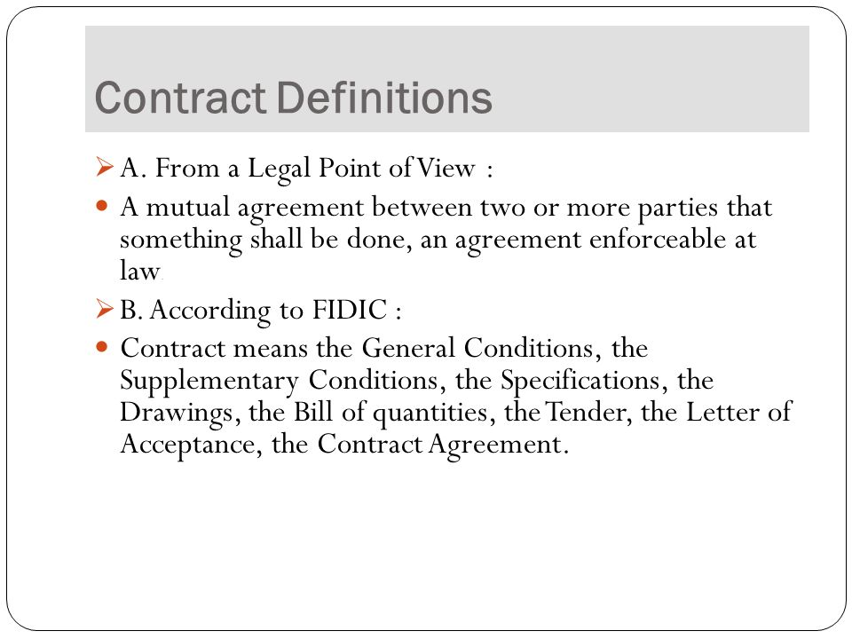 TYPES OF CONTRACTS ppt video online download – Mutual Agreement Between Two Parties