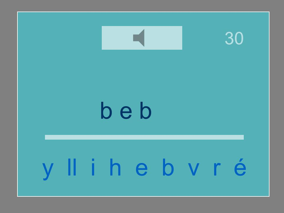 30 b e b e r y ll i h e b v r é