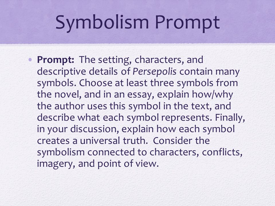 essay on symbolisim A summary of themes in ray bradbury's fahrenheit 451 learn exactly what happened in this chapter, scene, or section of fahrenheit 451 and what it means perfect for.