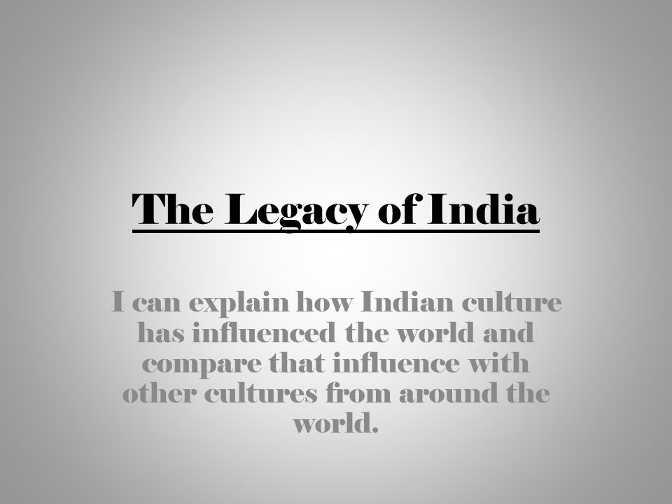 the impact of western culture around the world Culture to understand the impact the process of  and organizations around the world  man in western society now seems to be.