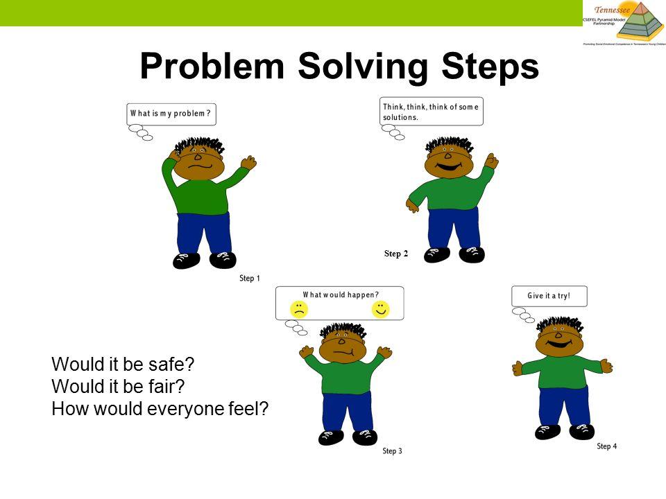 Promoting Childrens Success Social Emotional Problem Solving