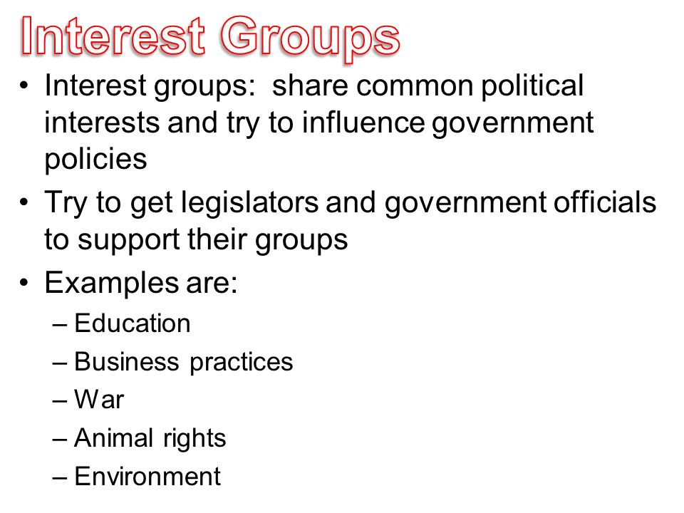 interest group common cause Interest group: definition, purpose, theory & examples interest groups are groups of people who share a common interest interest group: definition, purpose.