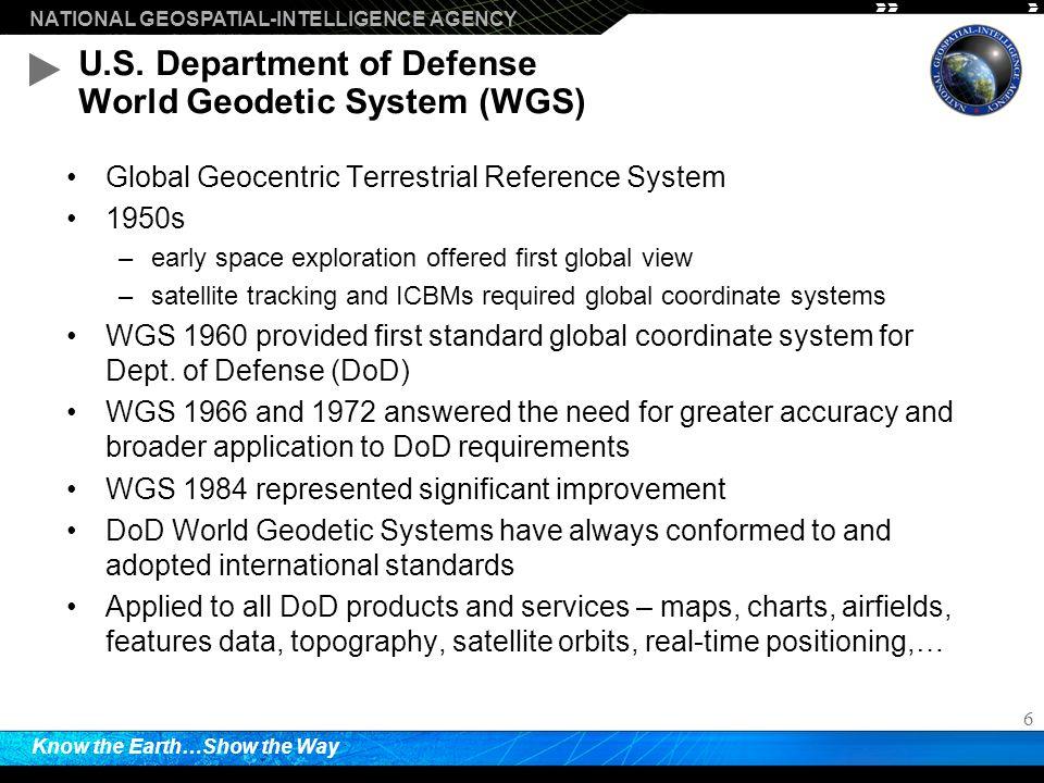 6 U S Department Of Defense
