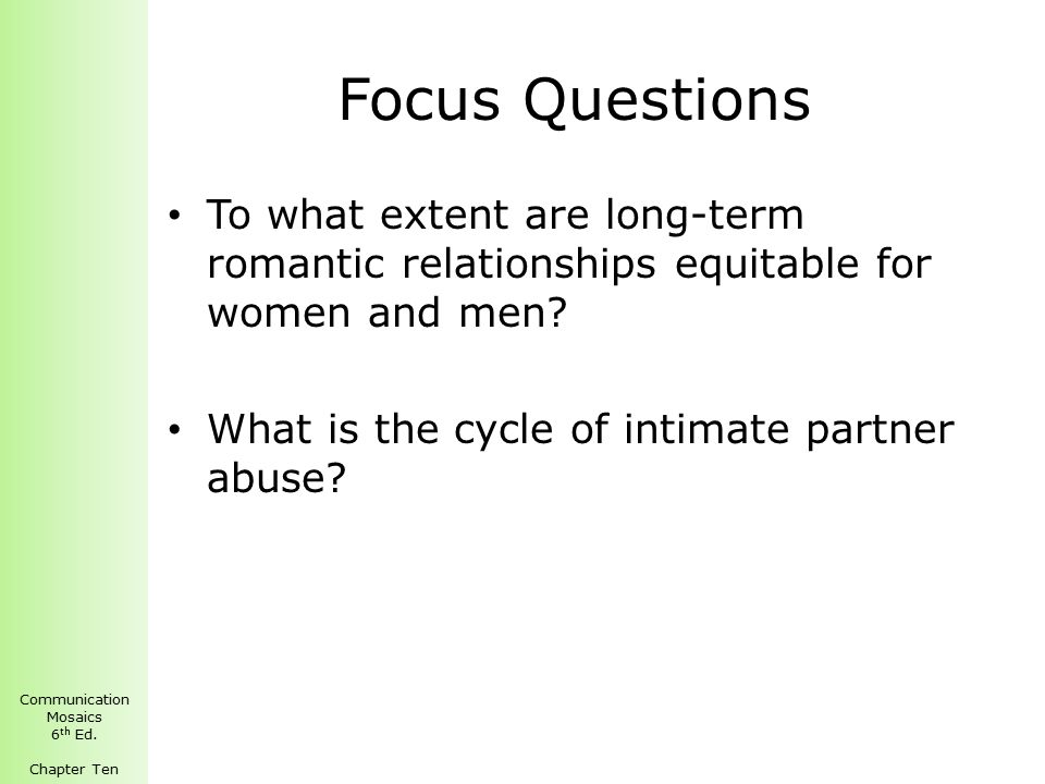 relationship and a questions personal