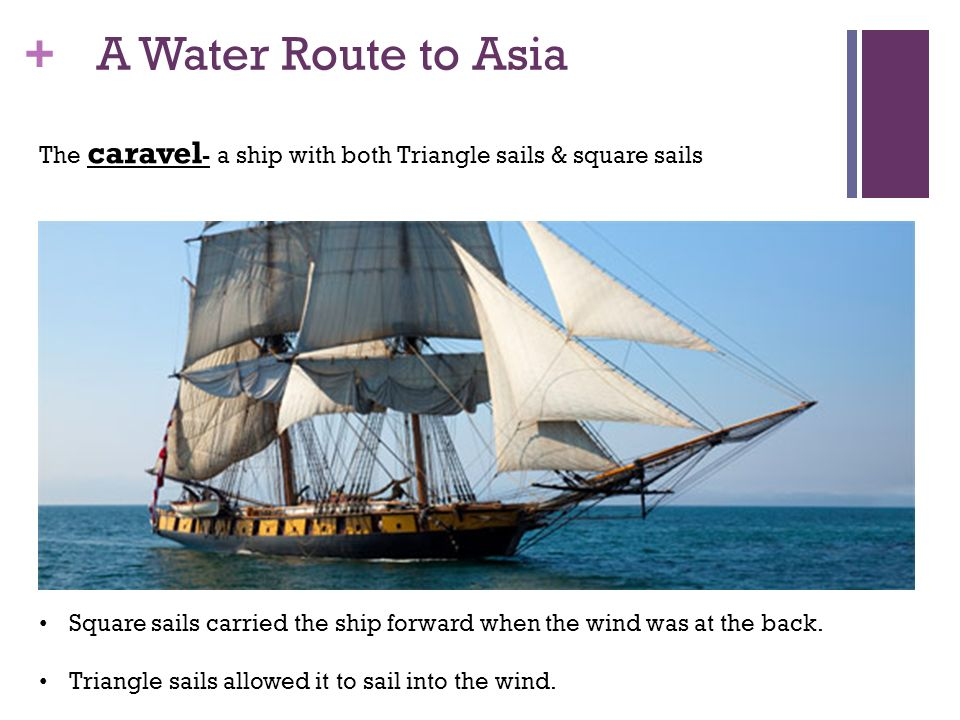 First asian country european explorers reached by water