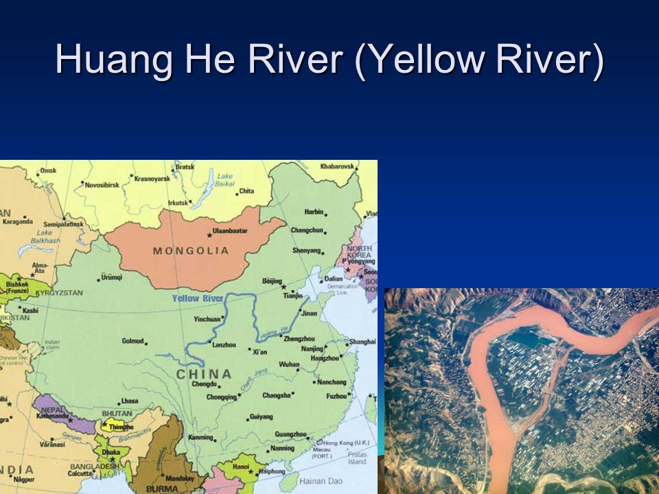 Huang He River Map Related Keywords - Huang He River Map ...