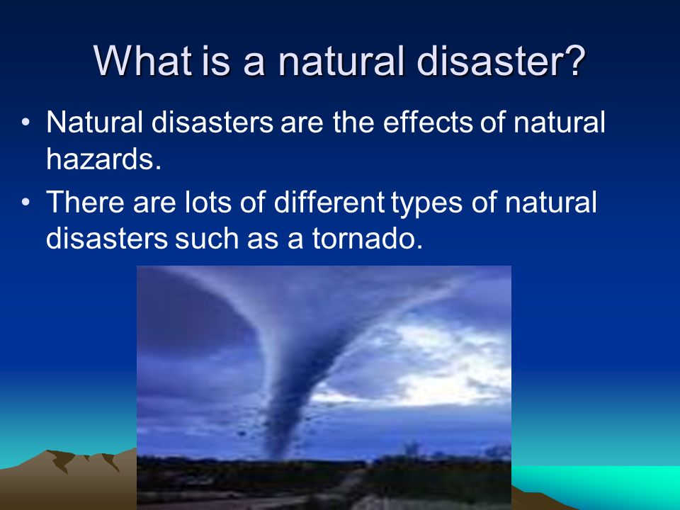english essay about natural disasters Natural disaster natural light natural wastage of/from natural causes only natural the natural world definition of natural for english language learners:.