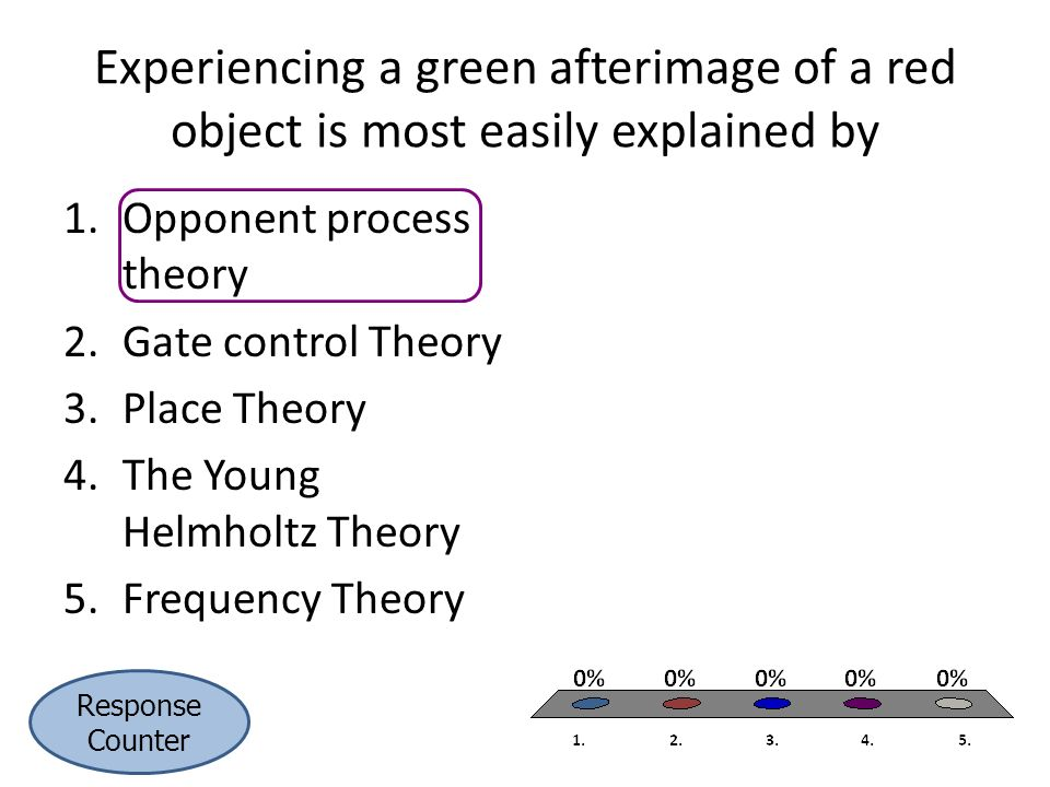 Frequency Counter Theory : The eye ppt download