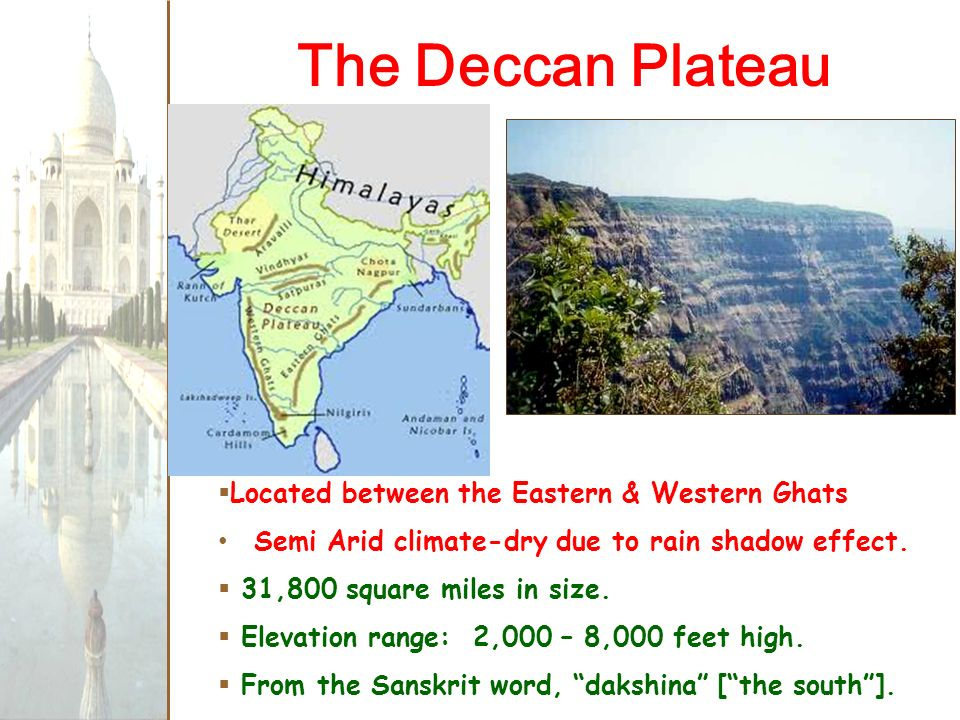 The Geography of the Indian subcontinent. - ppt video online download