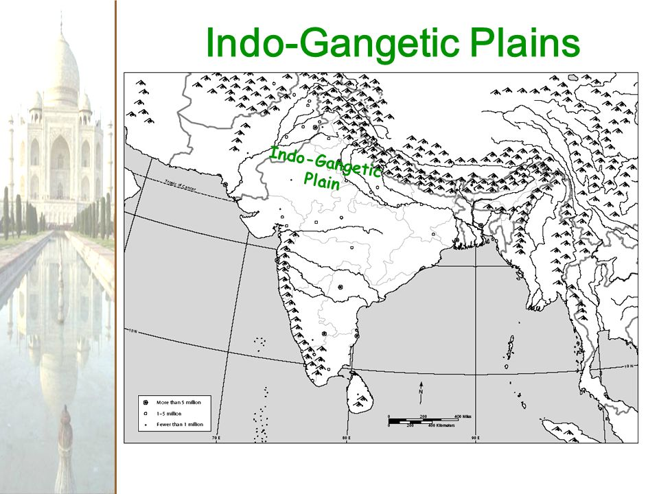 a geographical overview of the indo gangetic plain