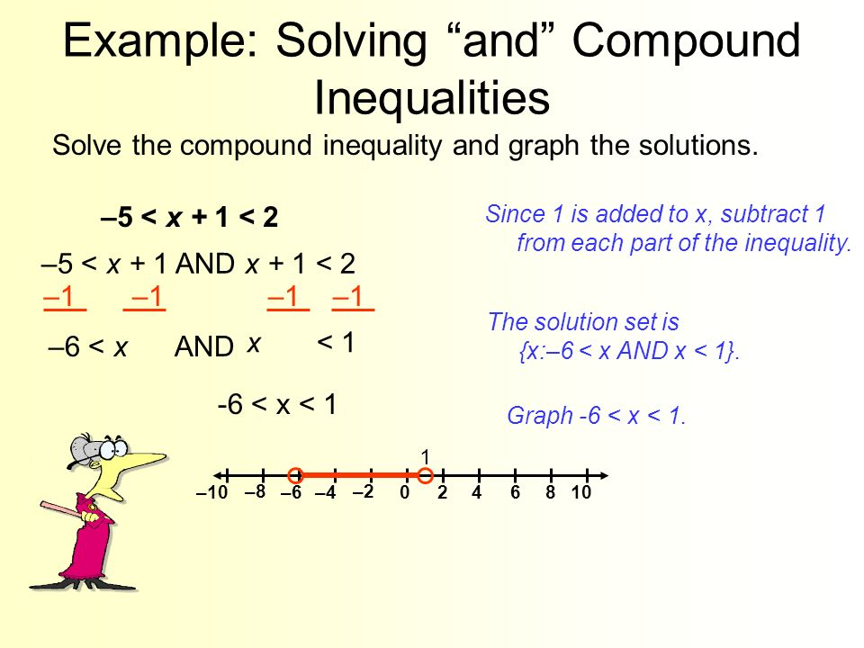 Compound Inequalities - ppt video online download