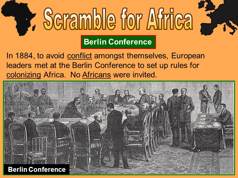 130 years ago: carving up Africa in Berlin