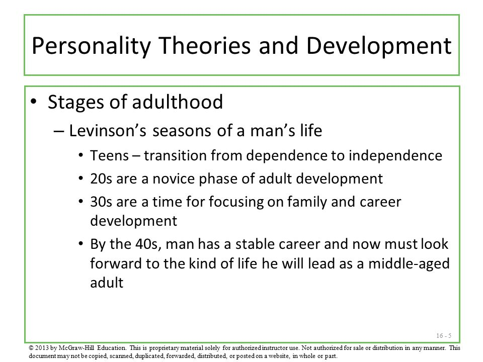 levinsons stages of adult development Ebscohost serves thousands of libraries with premium essays, articles and other content including test of daniel levinson's theory of adult male life stages get access to over 12 million other articles.