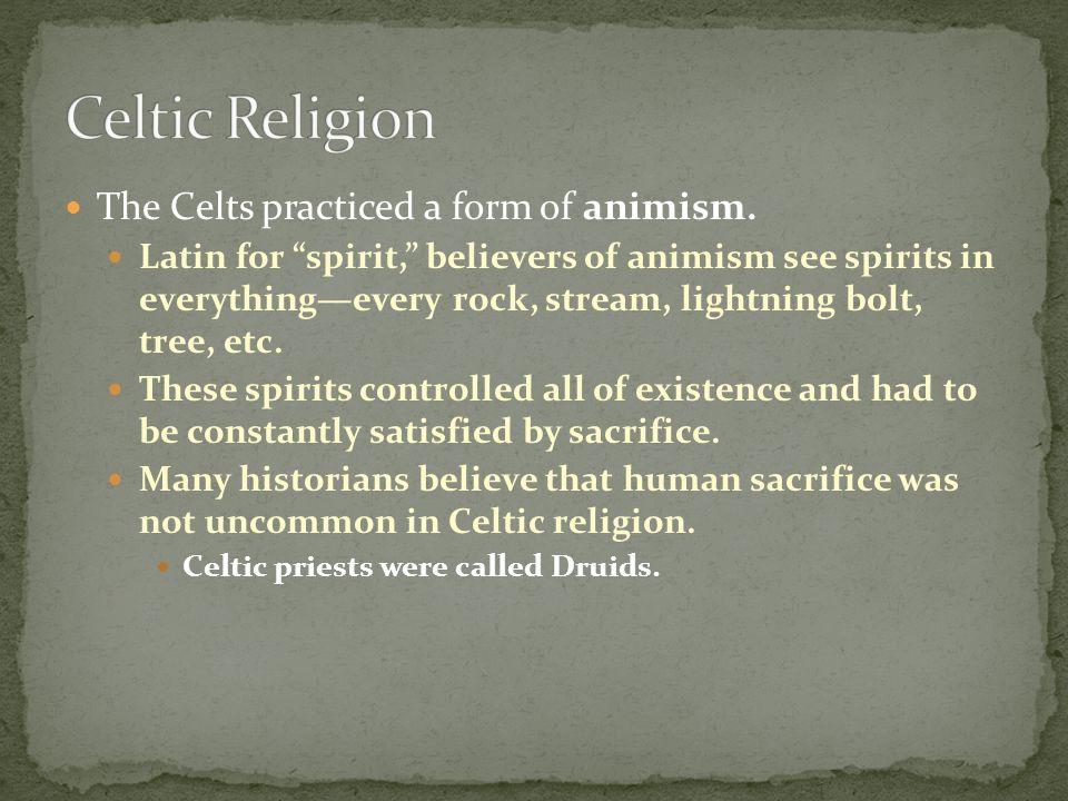 SlideplayercomimagesCelticReligio - Celtic religion