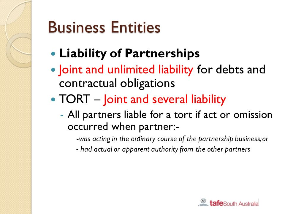 apparent agency relationship and liability
