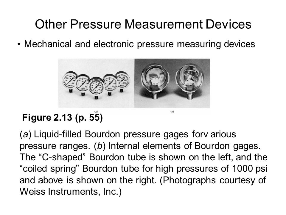 Plastic Measuring Tubes For Electronic Devices : Measurement of pressure manometry ppt video online download