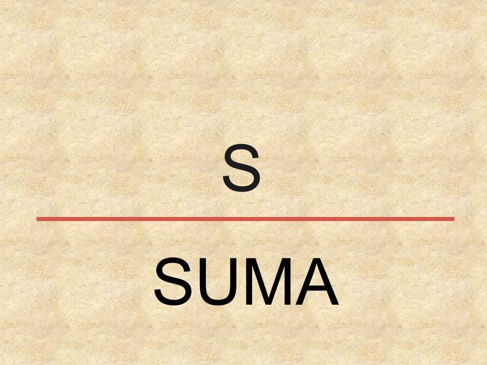S SUMA