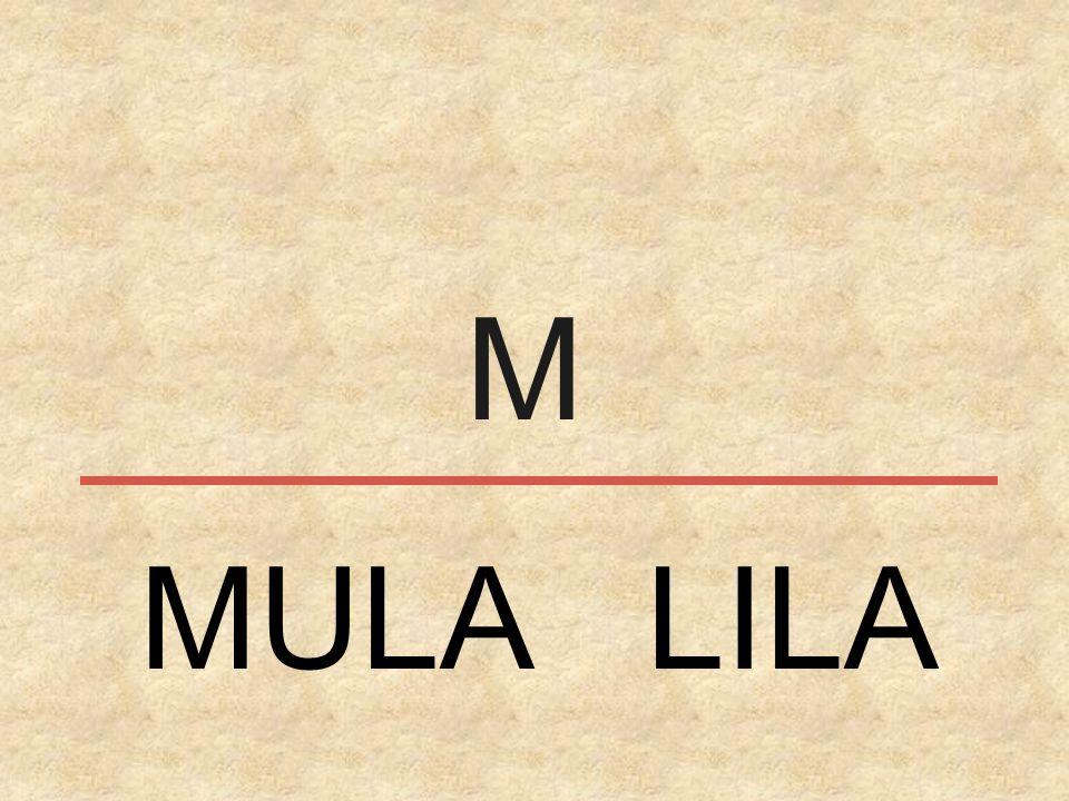 M MULA LILA
