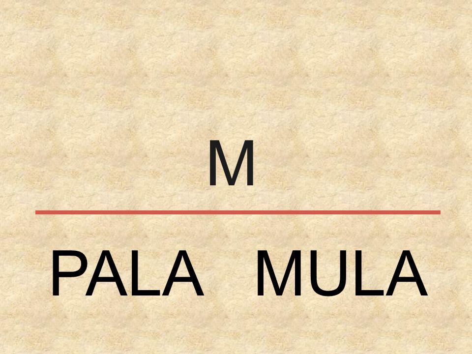 M PALA MULA