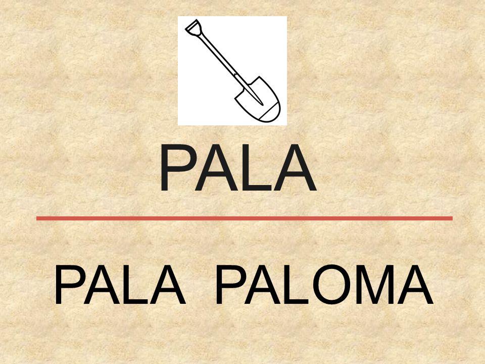 PALA PALA PALOMA