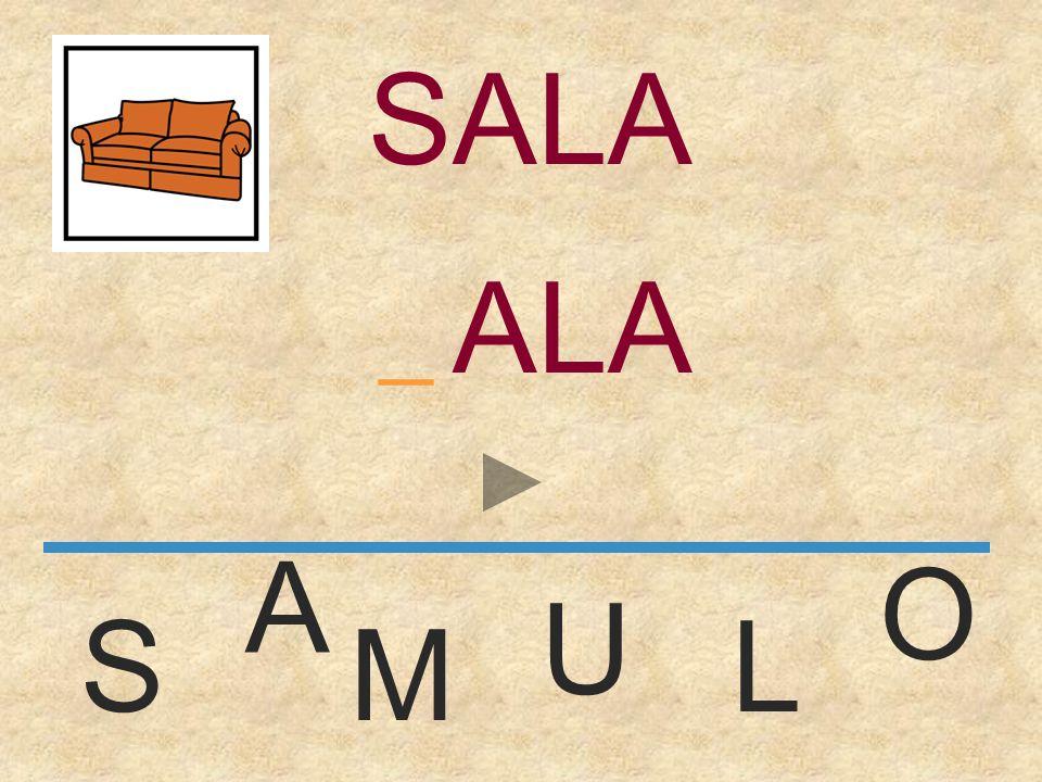 SALA SALA _ A O U S L M