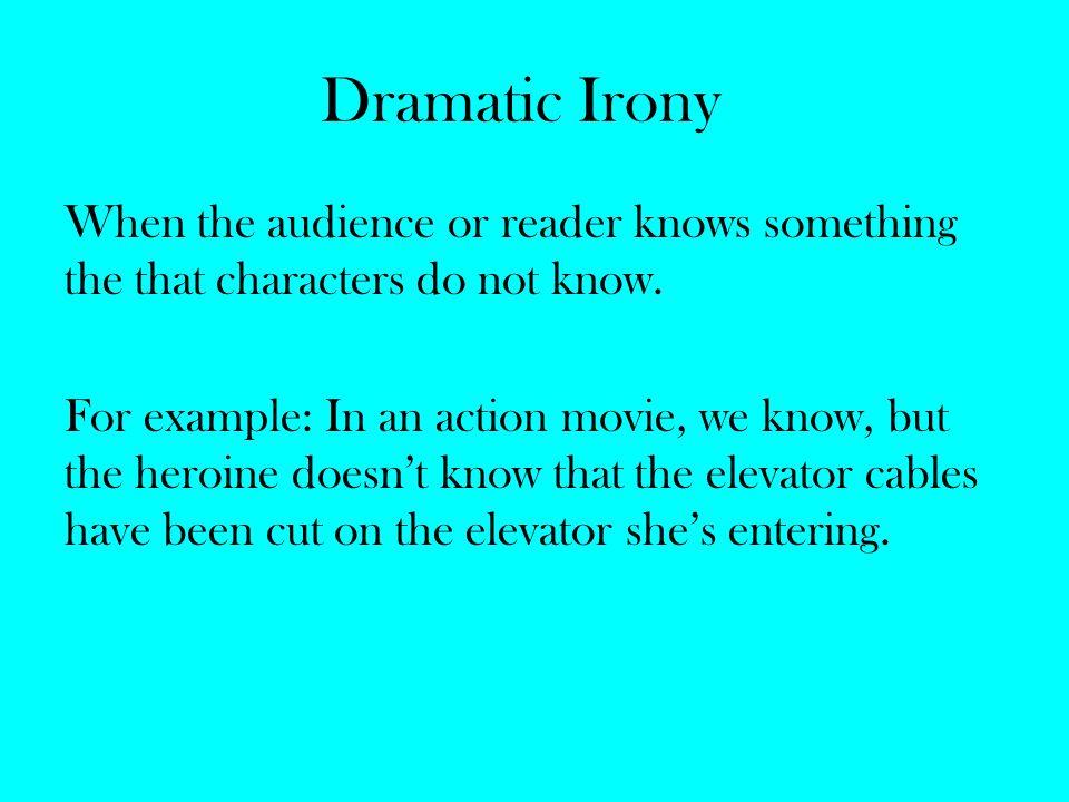 Dramatic Irony 3 Essay Coursework Academic Writing Service